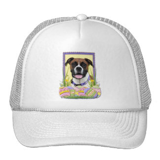 Easter Egg Cookies - Boxer Hats