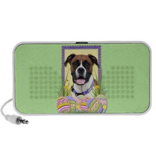 Easter Egg Cookies - Boxer Mp3 Speaker