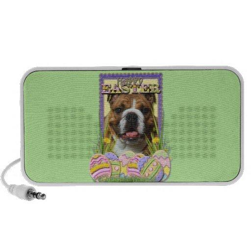 Easter Egg Cookies - Bulldog Speakers