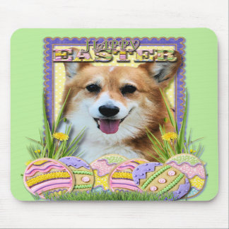 Easter Egg Cookies - Corgi Mouse Pads