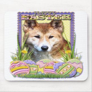 Easter Egg Cookies - Dingo Mousepad