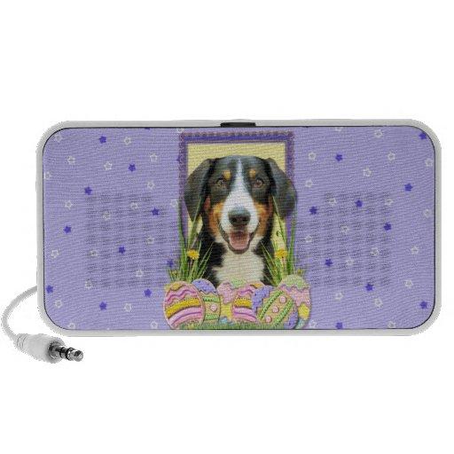Easter Egg Cookies - Entlebucher - Eiger iPod Speaker