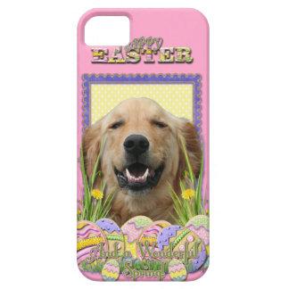 Easter Egg Cookies - Golden Retriever iPhone 5 Case