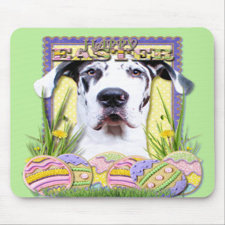 Easter Egg Cookies - Great Dane - Baron Mouse Pad
