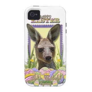 Easter Egg Cookies - Kangaroo Case-Mate iPhone 4 Cover