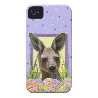 Easter Egg Cookies - Kangaroo Case-Mate iPhone 4 Cases