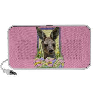 Easter Egg Cookies - Kangaroo Notebook Speakers