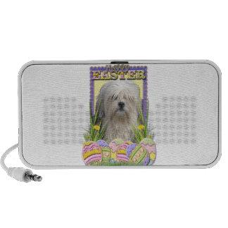 Easter Egg Cookies - Lowchen Laptop Speakers