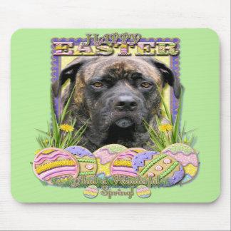 Easter Egg Cookies - Mastiff Mousepad