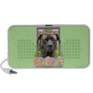 Easter Egg Cookies - Mastiff Travelling Speaker