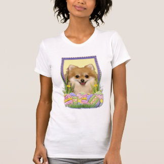 Easter Egg Cookies - Pomeranian T-Shirt
