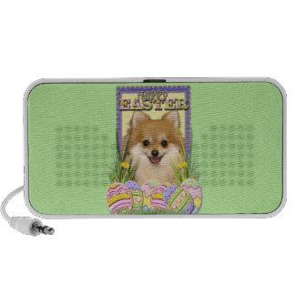 Easter Egg Cookies - Pomeranian Travelling Speaker