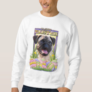Easter Egg Cookies - Pug Sweatshirt