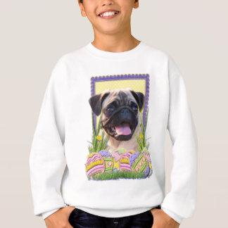Easter Egg Cookies - Pug T-shirt