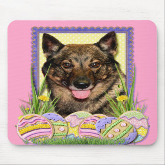 Easter Egg Cookies - Vallhund Mousepads