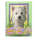 Easter Egg Cookies - West Highland Terrier