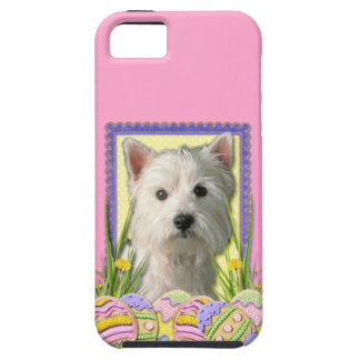 Easter Egg Cookies - West Highland Terrier iPhone 5 Cases