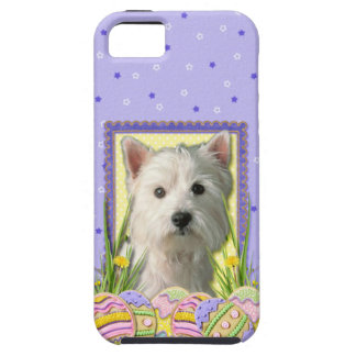Easter Egg Cookies - West Highland Terrier Tough iPhone 5 Case