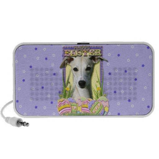 Easter Egg Cookies - Whippet Notebook Speaker