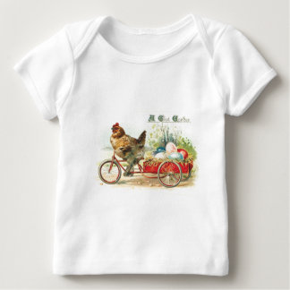 Easter Egg delivery service Baby T-Shirt
