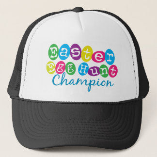 Easter Egg Hunt Champion Trucker Hat