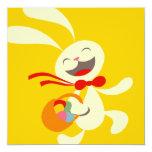Easter Egg Hunt Invitation 13 Cm X 13 Cm Square Invitation Card