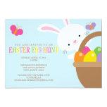 Easter Egg Hunt Invitation 13 Cm X 18 Cm Invitation Card
