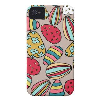 Easter Egg hunt iPhone 4 Case-Mate Case