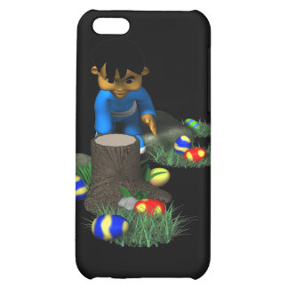 Easter Egg Hunting Case For iPhone 5C