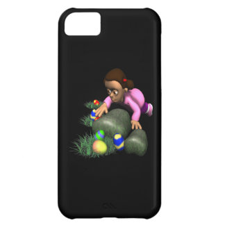 Easter Egg Hunting iPhone 5C Cases
