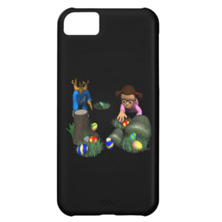 Easter Egg Hunting iPhone 5C Cover