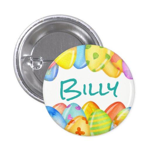Easter Egg Pastel 3 Cm Round Badge