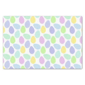 Easter Egg Pattern Tissue Paper
