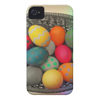 Easter Eggs2 iPhone 4 Cover