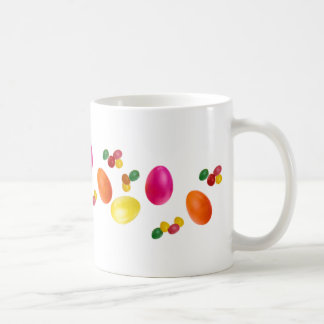 Easter Eggs and Jelly Beans Mug