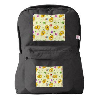 Easter Eggs & Baby Chicks Backpack
