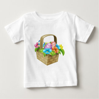 Easter Eggs Basket Baby T-Shirt