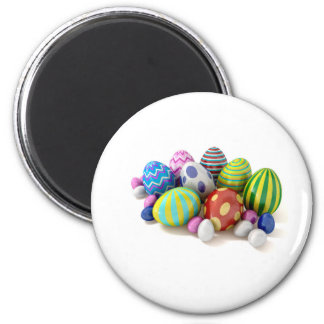 Easter Eggs Congregation Magnet