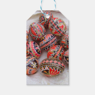 Easter Eggs Gift Tags