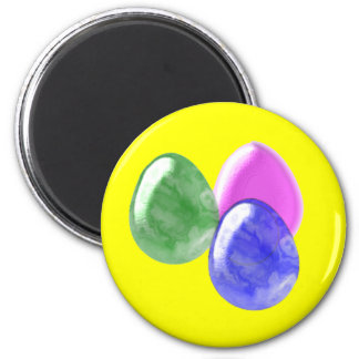 Easter Eggs Magnet