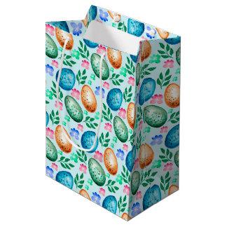 Easter Eggs Medium Gift Bag