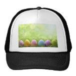 Easter Eggs Mesh Hats