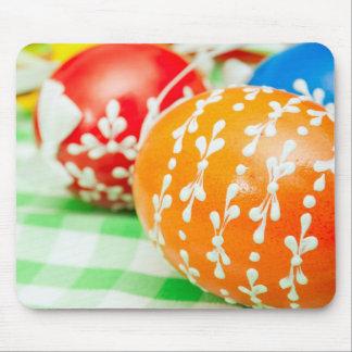 Easter eggs mousepads