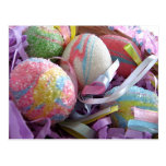 Easter Eggs Post Cards
