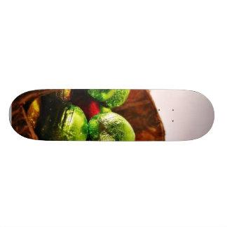 Easter Eggs Custom Skate Board