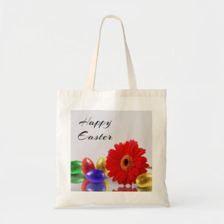 Easter Eggs with Gerbera - Budget Tote