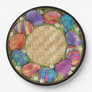 Easter Extravaganza Easter Paper Plate