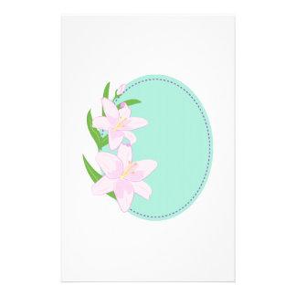 Easter Frame Custom Stationery