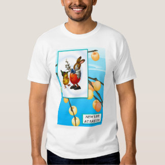 Easter friends t shirts