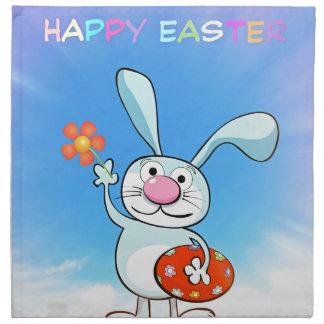 Easter fun napkin